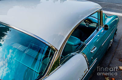 Photograph - 1958 Chevrolet Bel Air by M G Whittingham