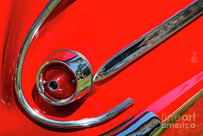 Photograph - 1958 Chevrolet Biscayne 1 by Dennis Hedberg