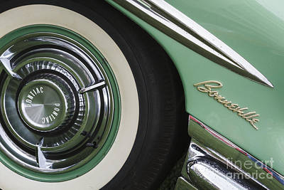 Photograph - 1958 Pontiac by Dennis Hedberg