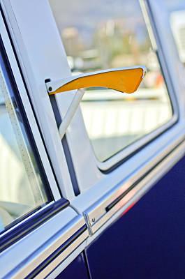 Photograph - 1958 Volkswagen Vw Bus Turn Signal by Jill Reger