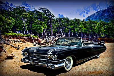 Photograph - 1959 Cadillac Eldorado Biarritz Convertible by Tim McCullough