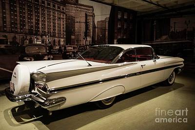 Photograph - 1959 Chevrolet Impala by David Bearden