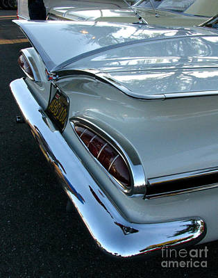 Photograph - 1959 Chevrolet Impala Tailfin by Peter Piatt