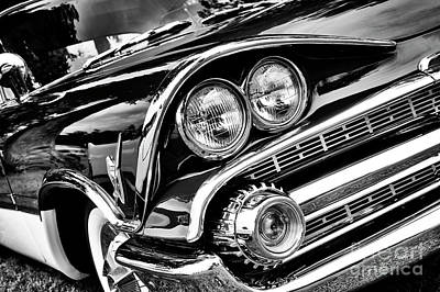 Photograph - 1959 Dodge Custom Royal Lancer by Tim Gainey