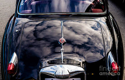 Photograph - 1959 Jaguar by M G Whittingham