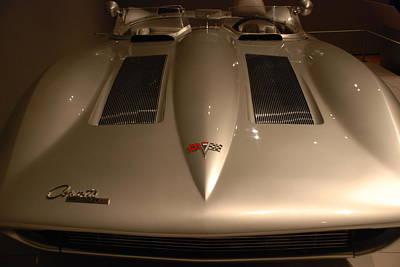Photograph - 1959 Stingray Corvette by Renee Holder