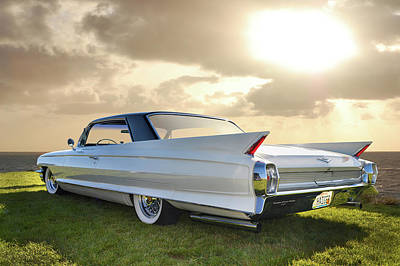 Photograph - 1962 Cadillac by Bill Dutting