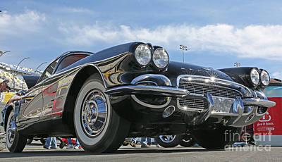Photograph - 1961 Chevrolet Corvette by Kevin McCarthy
