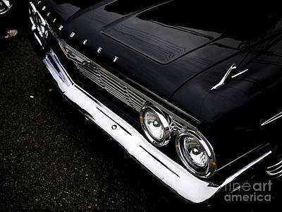 Photograph - 1961 Chevrolet Impala by M G Whittingham
