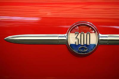 1961 Chrysler 300g Original by Gordon Dean II