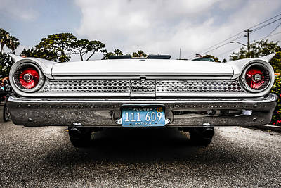 Grimm Fairy Tales Royalty Free Images - 1961 Ford Galaxie 500 Royalty-Free Image by Chris Smith