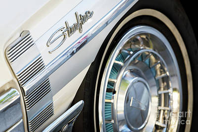 Photograph - 1961 Oldsmobile Starfire by Dennis Hedberg