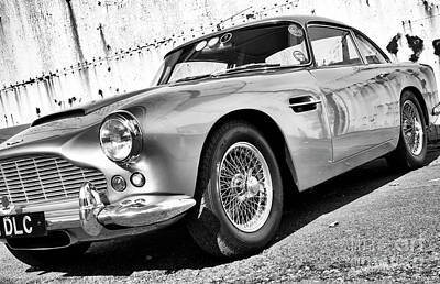 Photograph - 1962 Aston Martin Db4 by Tim Gainey