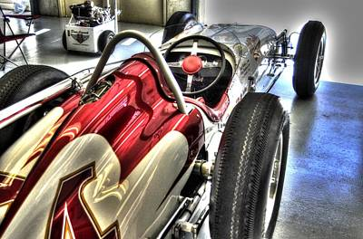 Photograph - 1962 Watson Indy Roadster by Josh Williams