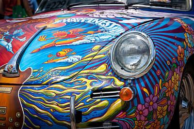 1963 Porsche Art Print