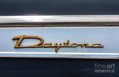 Photograph - 1963 Studebaker Daytona by Tony Baca