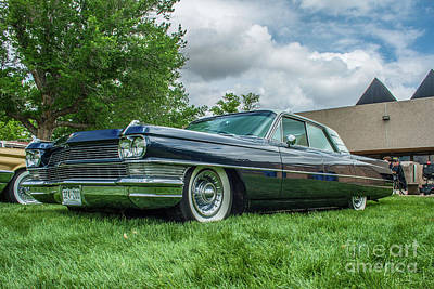 Photograph - 1964 Cadillac Deville by Tony Baca