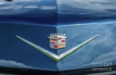 Photograph - 1964 Cadillac by Tony Baca