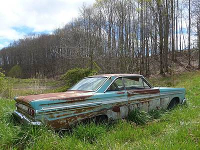 Photograph - 1964 Ford Comet by James Calemine