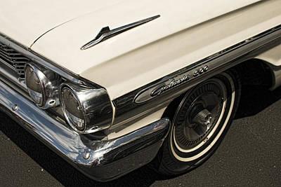 Photograph - 1964 Ford Galaxie 500 I by Kristia Adams