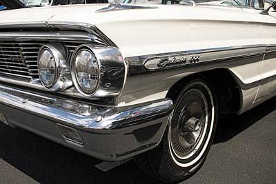 Photograph - 1964 Ford Galaxie 500 II by Kristia Adams