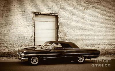 1964 Ford Galaxie Convertible Original