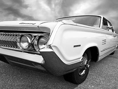 Photograph - 1964 Ford Mercury Marauder by Gill Billington