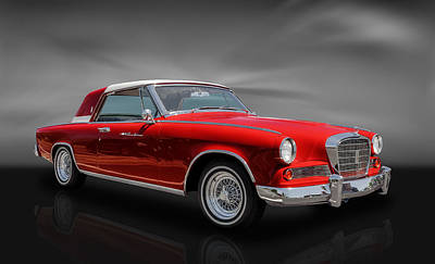 Photograph - 1964 Studebaker Gt Hawk by Frank J Benz