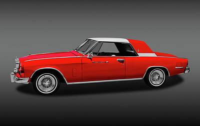 Photograph - 1964 Studebaker Gt Hawk Gran Turismo  -  1964studebakergtfa170706 by Frank J Benz