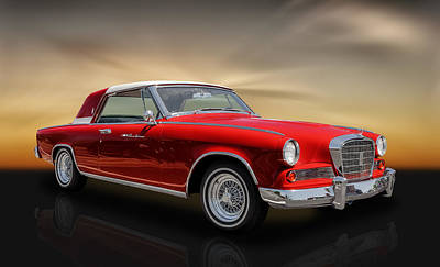 Photograph - 1964 Studebaker Gt Hawk Gran Turismo by Frank J Benz