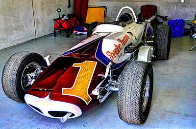 Photograph - 1964 Watson Roadster #1 by Josh Williams