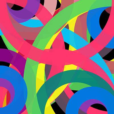 Drawing - 196418 - Phi Word Circle by REVAD David Riley