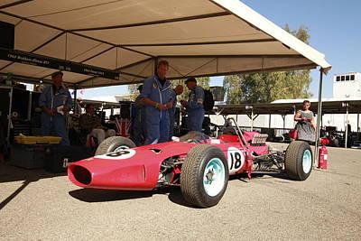 Photograph - 1965 Ferrari 1512 by Robert Phelan