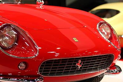 Photograph - 1965 Ferrari 275 Gtb - 40d3461 by Home Decor
