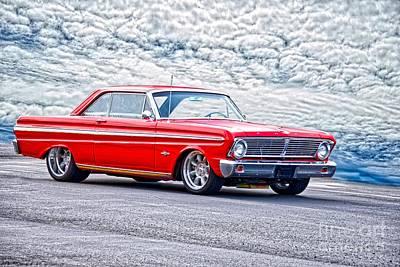 Giuseppe Cristiano - 1965 Ford Falcon Sprint 289 by Dave Koontz