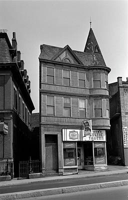 Photograph - 1965 Jack's Celtic Tavern Boston by Historic Image