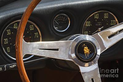 Photograph - 1965 Lamborghini 350 Gt by Dennis Hedberg