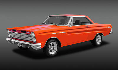 Photograph - 1965 Mercury Comet Caliente  -  1965mercurycometfa173387 by Frank J Benz