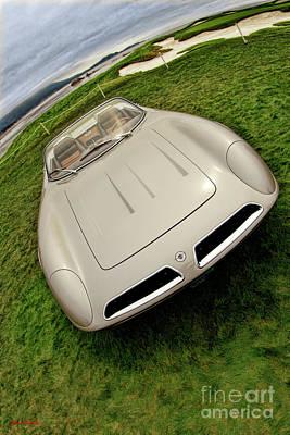 Photograph - 1966 Bbizzarrini 5300 Spyder by Blake Richards
