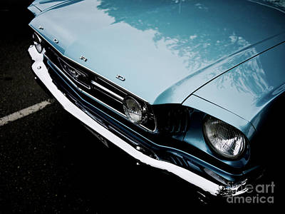 Photograph - 1966 Ford Mustang by M G Whittingham