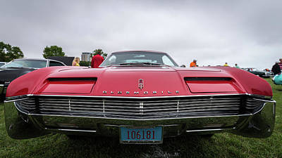 Photograph - 1966 Oldsmobile Toronado Coupe by Randy Scherkenbach