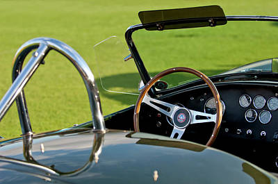 Photograph - 1966 Shelby 427 Cobra 2 by Jill Reger