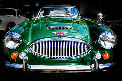Photograph - 1967 Austin Healey 3000 Mk IIi Bj8 by Jack R Perry