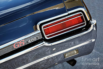 Photograph - 1967 Buick Gran Sport by Dennis Hedberg