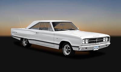 Photograph - 1967 Dodge Coronet 500  -   1967dodgecoronet170331 by Frank J Benz