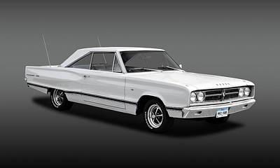 Photograph - 1967 Dodge Coronet 500   -   67dodgecoronetfa170331 by Frank J Benz