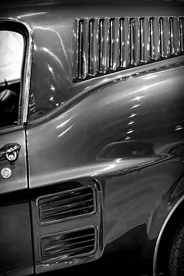 1967 Ford Mustang Fastback Original by Gordon Dean II