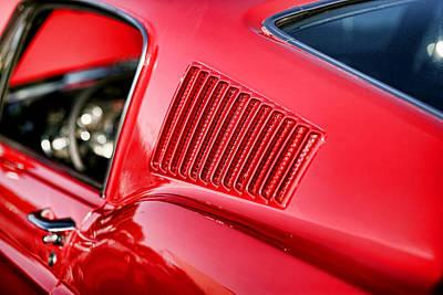1967 Ford Mustang Gt  Original by Gordon Dean II
