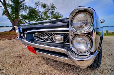 Photograph - 1967 Gto 01 by Jonathan Sabin