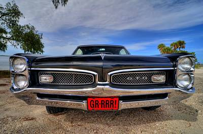 Photograph - 1967 Gto 04 by Jonathan Sabin